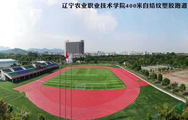 辽宁农业职业技术学院400米自结纹塑胶易胜博app安卓下载